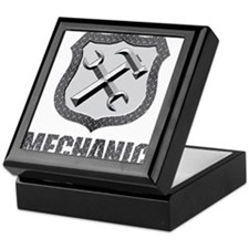 mechanic Keepsake Box