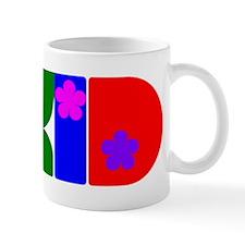PEACE FLOWER KID Mug