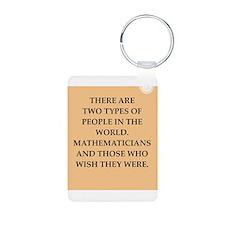 math Keychains