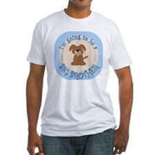 Puppy Going To Be Big Brother Shirt