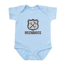 Mechanics Infant Bodysuit