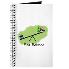 Find Balance Journal