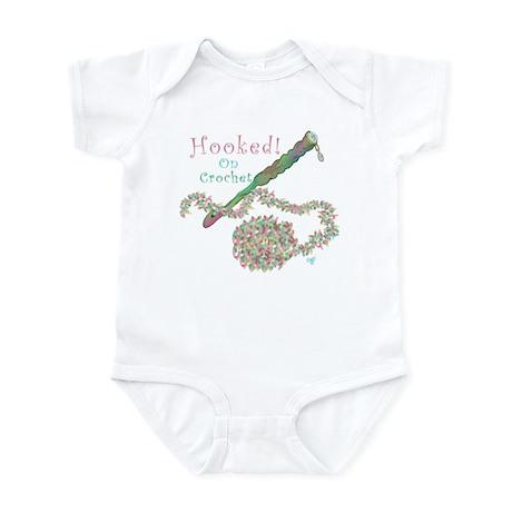 Hooked On Crochet Infant Bodysuit