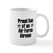 Proud Air Force Son Mug