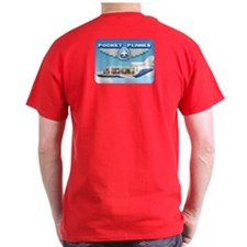 Pocket Planes Airline T-Shirt