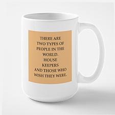 house keeper Mug