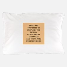 government Pillow Case