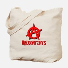 Malcontents of anarchy Tote Bag