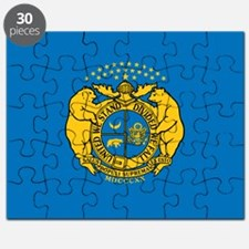 Flag of Missouri SG Puzzle