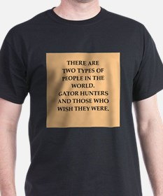 gator hunter T-Shirt
