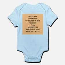 FLEA Infant Bodysuit