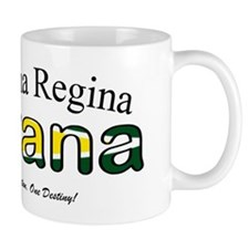 Anna Regina Guyana Small Mug