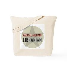 Radical Librarian Tote Bag