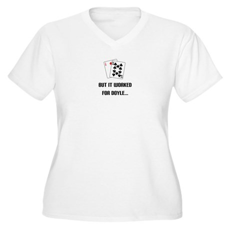 Doyle.jpg Plus Size T-Shirt