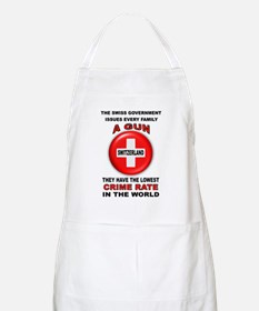 GUN FACTS Apron