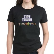 Tiny Tower Logo Tee