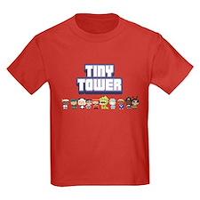 Tiny Tower Logo T