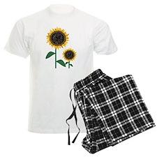 Sunflowers Pajamas