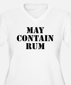 May Contain Rum T-Shirt