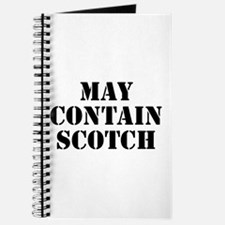 May Contain Scotch Journal