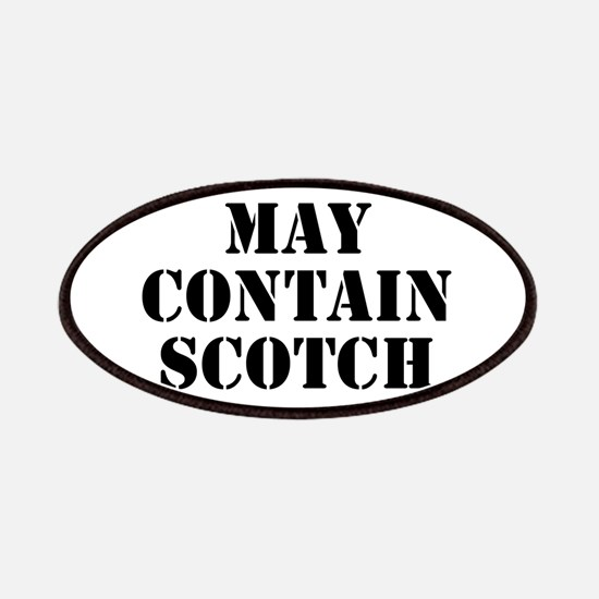 May Contain Scotch Patches