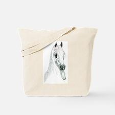 Arabian Spirit Horse Art Tote Bag