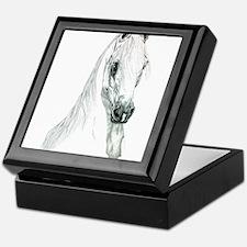Arabian Spirit Horse Art Keepsake Box