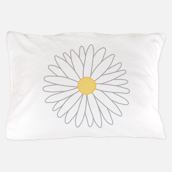 Flower. Pillow Case