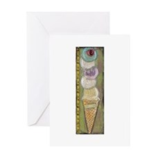 A Measure of Bliss Greeting Card
