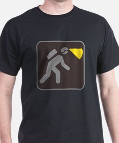 Caving Spelunking Potholing T-Shirt