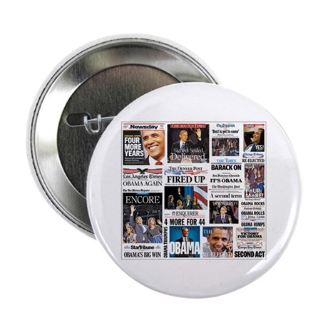 """Obama Inauguration 2.25"""" Button (10 pack)"""