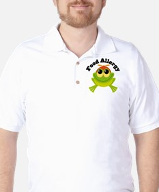 Food Allergy Frog T-Shirt