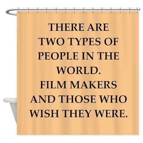 film Shower Curtain