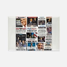 Obama Inauguration Rectangle Magnet (10 pack)