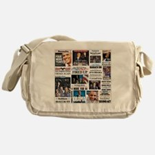 Obama Inauguration Messenger Bag