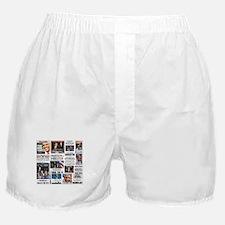 Obama Inauguration Boxer Shorts