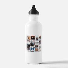 Obama Inauguration Sports Water Bottle