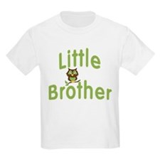 Little Brother Hoot Owl T-Shirt