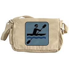 Kayak - Kayaking Messenger Bag