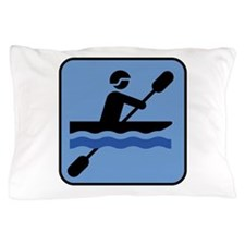 Kayak - Kayaking Pillow Case