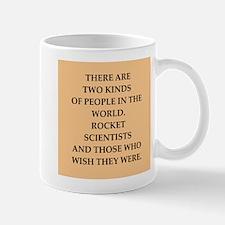 rocket scientist Mug
