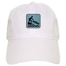 River Rafting Baseball Cap
