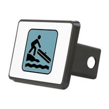 River Rafting Hitch Cover