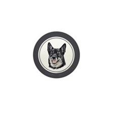 Lapponian Herder Mini Button