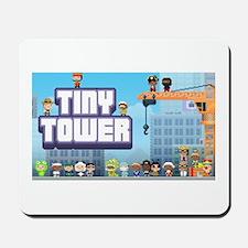 Tiny Tower Mousepad