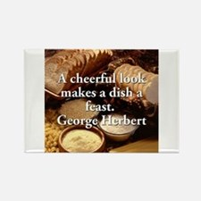 A Cheerful Look - George Herbert Magnets