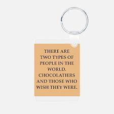 chocolate Keychains