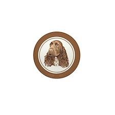 Field Spaniel Mini Button