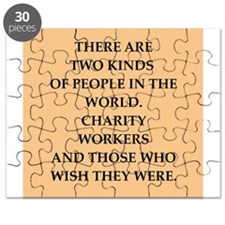 charity Puzzle