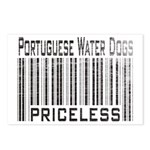 Portuguese Water Dogs Postcards (Package of 8)